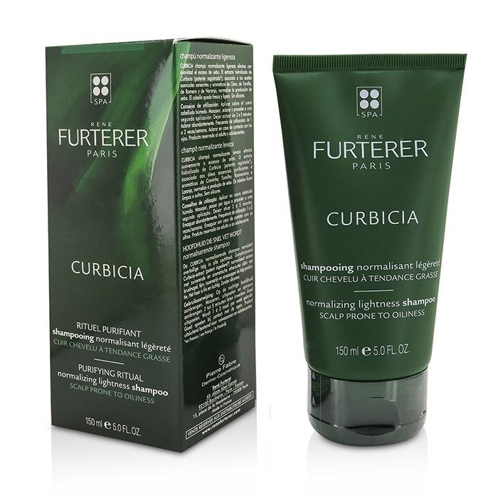 Curbicia Normalizing Lightness Shampoo 150 Ml-Rene Furterer-UAE-BEAUTY ON WHEELS