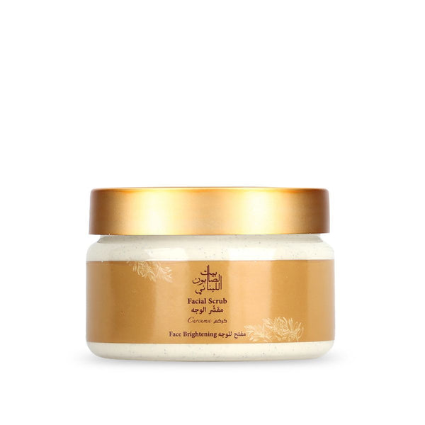 Curcuma Facial Scrub - 150g-Bayt Al Saboun-UAE-BEAUTY ON WHEELS