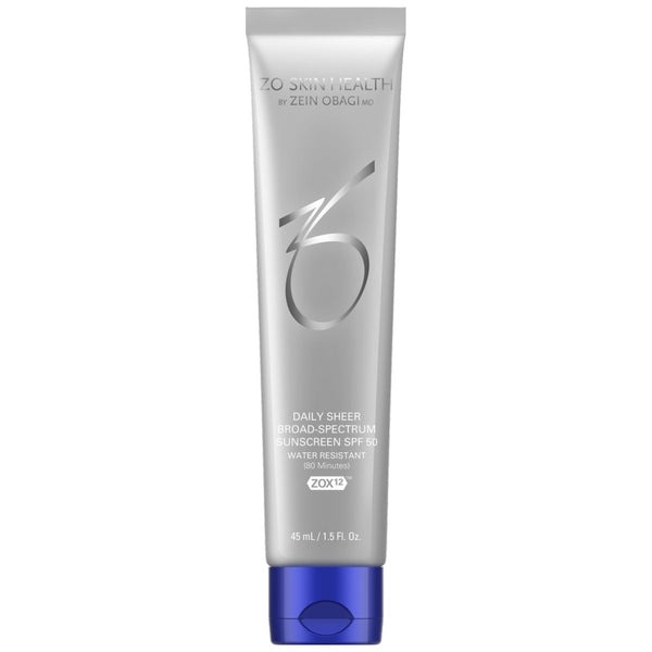 Daily Sheer Broad-Spectrum SPF50 45mL-ZO® Skin Health-UAE-BEAUTY ON WHEELS