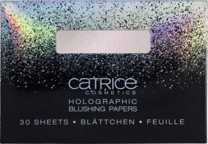 Dazzle Bomb Holographic Blushing Papers C01 Champagne Shower - BeautyOnWheels