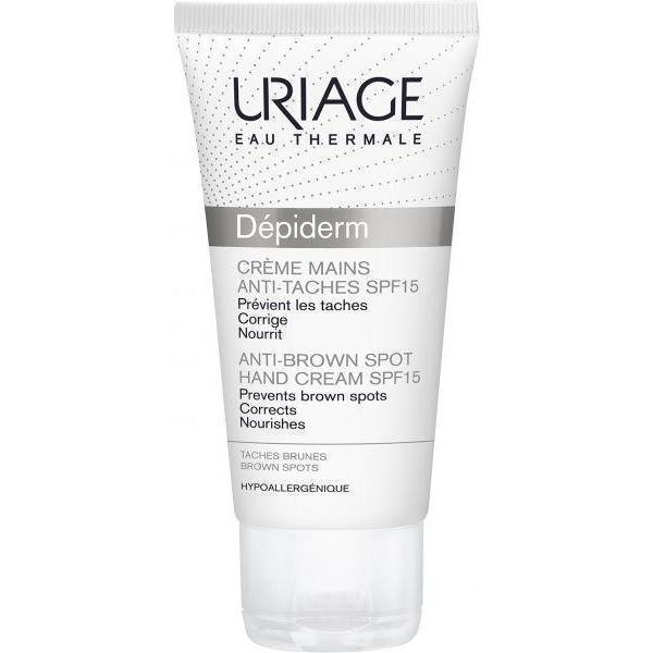 Depiderm Anti Brown Spot Hand Cream Spf15 50Ml - BeautyOnWheels