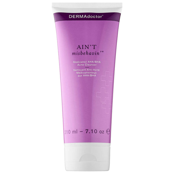 Ain't Misbehavin' Acne Cleanser-DERMAdoctor-UAE-BEAUTY ON WHEELS