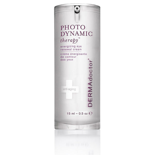 Photodynamic Therapy Energizing Eye Renewal Cream-DERMAdoctor-UAE-BEAUTY ON WHEELS