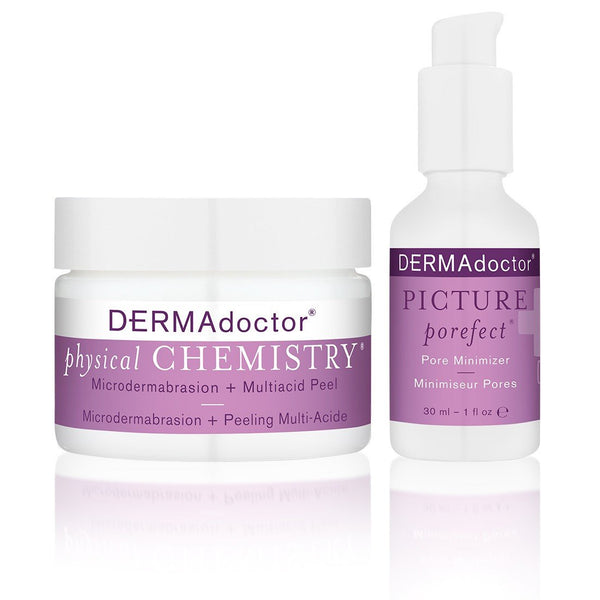 Pore Therapy Duo-DERMAdoctor-UAE-BEAUTY ON WHEELS