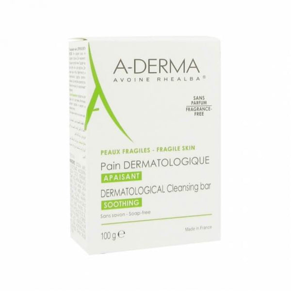 Dermatological Bar 100 G-A-Derma-UAE-BEAUTY ON WHEELS