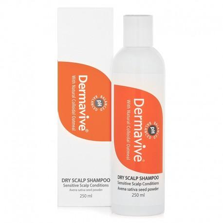 Dermavive Dry Scalp Shampoo-Dermavive-UAE-BEAUTY ON WHEELS