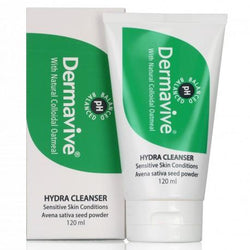 Dermavive Hydra Cleanser-Dermavive-UAE-BEAUTY ON WHEELS