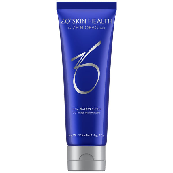Dual Action Scrub 116 g-ZO® Skin Health-UAE-BEAUTY ON WHEELS