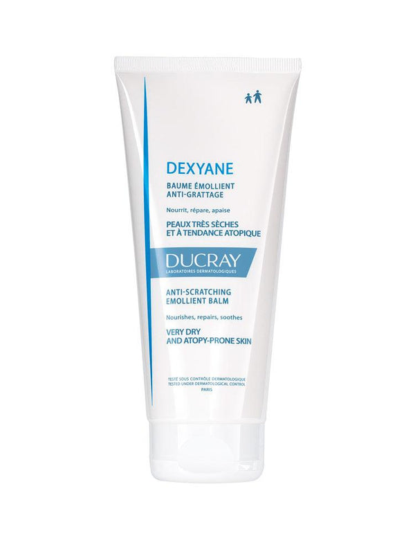 Dexyane Anti-Scratching Emollient Cream 200Ml-Ducray-UAE-BEAUTY ON WHEELS