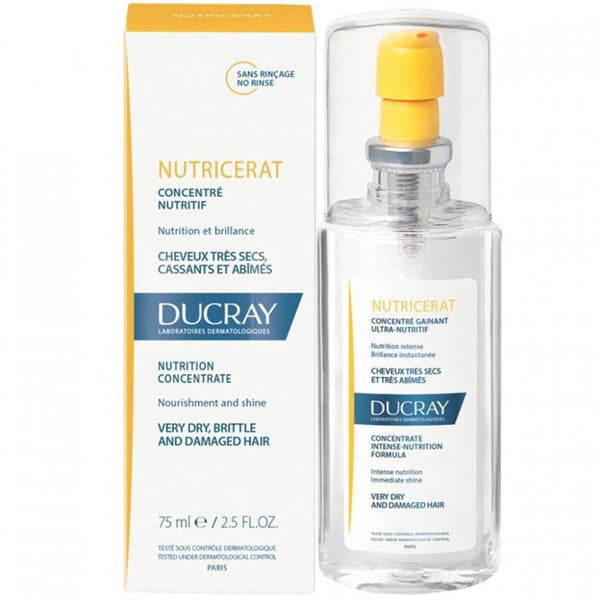 Ducray-Nutricerat Intense Nutrition Concentrate 75ml-BEAUTY ON WHEELS