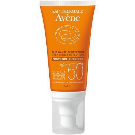 Emulsion 50+ Tinted 50 Ml-Avene-UAE-BEAUTY ON WHEELS