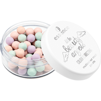 ESSENCE LITTLE BEAUTY ANGELS COLOUR CORRECTING MULTICOLOUR MATT PEARLS 01 CALL ME A MULTITALENT ANGEL - BeautyOnWheels