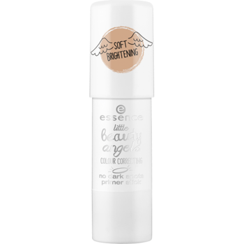ESSENCE LITTLE BEAUTY ANGELS COLOUR CORRECTING NO DARK SPOTS PRIMERSTICK 03 ON MY COVERING MISSION - BeautyOnWheels