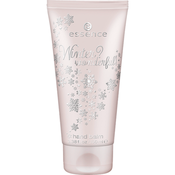 ESSENCE WINTER WONDERFUL HAND BALM 01 YOU MELT MY HEART - BeautyOnWheels