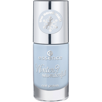 ESSENCE WINTER WONDERFUL NAIL POLISH - BeautyOnWheels