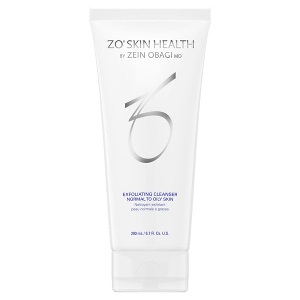 Exfoliating Cleanser 200mL-ZO® Skin Health-UAE-BEAUTY ON WHEELS