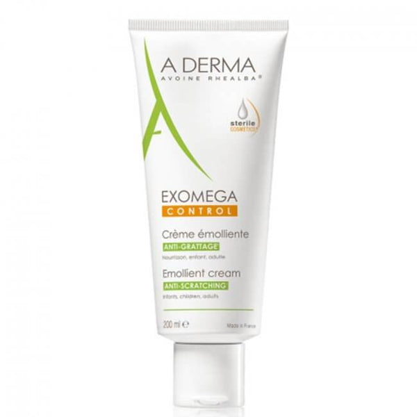 Exomega Emollient Cream 200 Ml-A-Derma-UAE-BEAUTY ON WHEELS