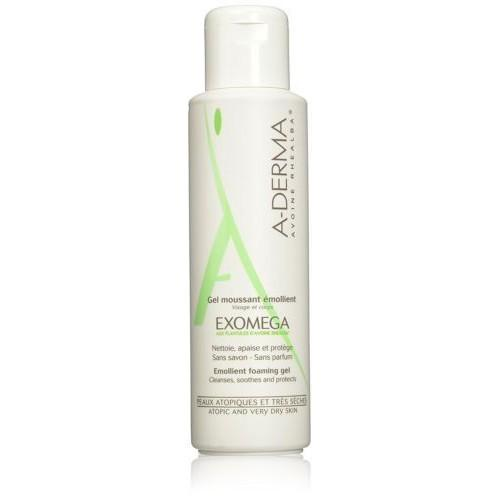 Exomega Emollient Foaming Gel 500 Ml-A-Derma-UAE-BEAUTY ON WHEELS