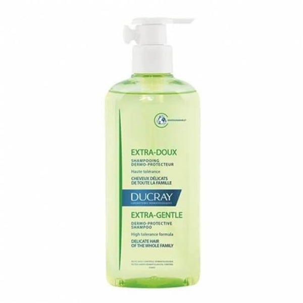 Extra-Gentle Shampoo 400 Ml-Ducray-UAE-BEAUTY ON WHEELS