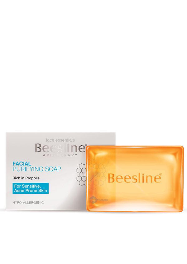 Facial Purifying Soap-Beesline-UAE-BEAUTY ON WHEELS