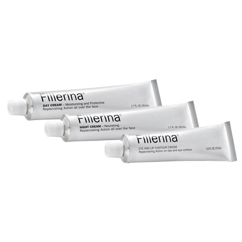Fillerina Cream Bundle - Grade 5 Plus-Face Care-Fillerina-BEAUTY ON WHEELS-UAE-Dubai-Abudhabi-KSA-الامارات