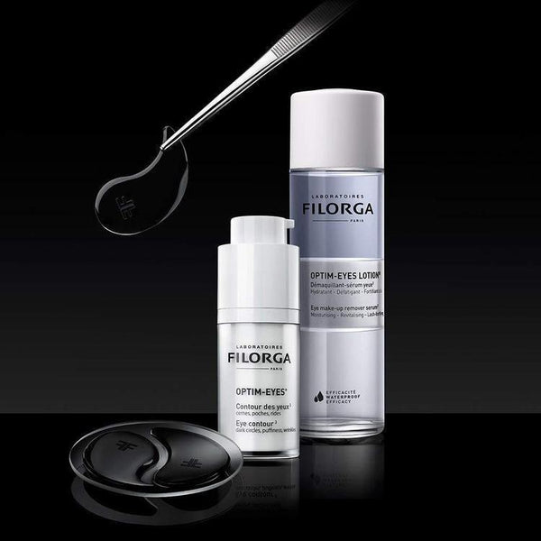 Filorga Optim Eyes Lotion Duo-Face Care-Filorga-BEAUTY ON WHEELS-UAE-Dubai-Abudhabi-KSA-الامارات