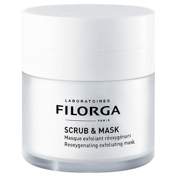 Filorga Set Scrub Mask Exfoliating Mask 55Ml + Micellar Anti-Aging Solution Duo-Face Care-Filorga-BEAUTY ON WHEELS-UAE-Dubai-Abudhabi-KSA-الامارات