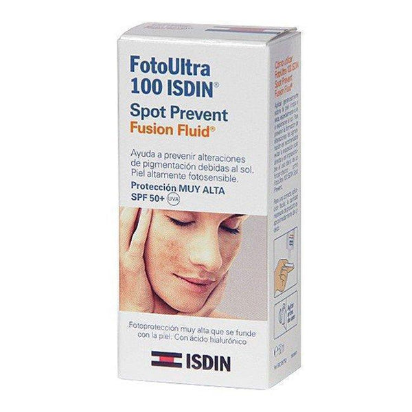Fotoultra 100 Isdin Spot Prevent 50Ml-ISDIN-UAE-BEAUTY ON WHEELS