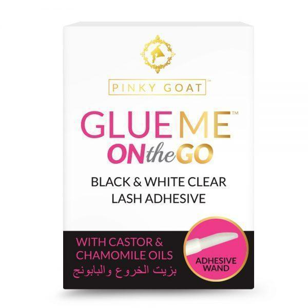 Glueme On The Go-Makeup-Pinky Goat-BEAUTY ON WHEELS-UAE-Dubai-Abudhabi-KSA-الامارات