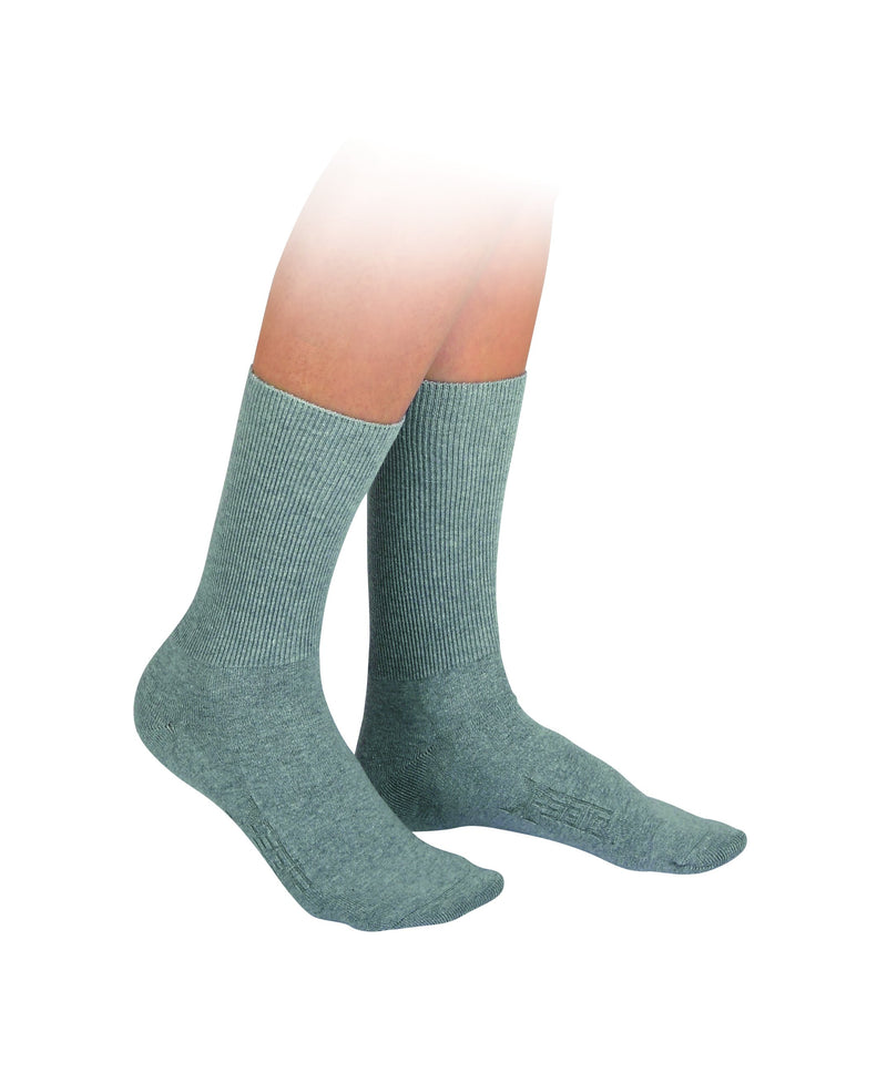 Go Silver-Diabetic Socks Fume-BEAUTY ON WHEELS