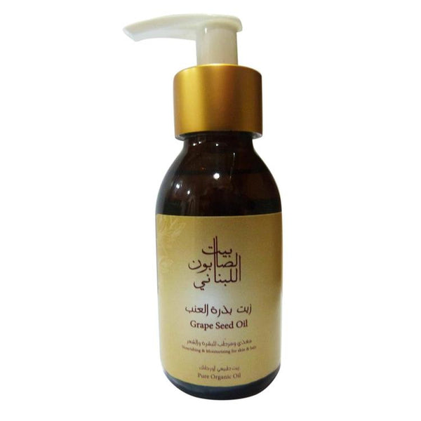 Grape Seed Oil 80Ml-Bayt Al Saboun-UAE-BEAUTY ON WHEELS