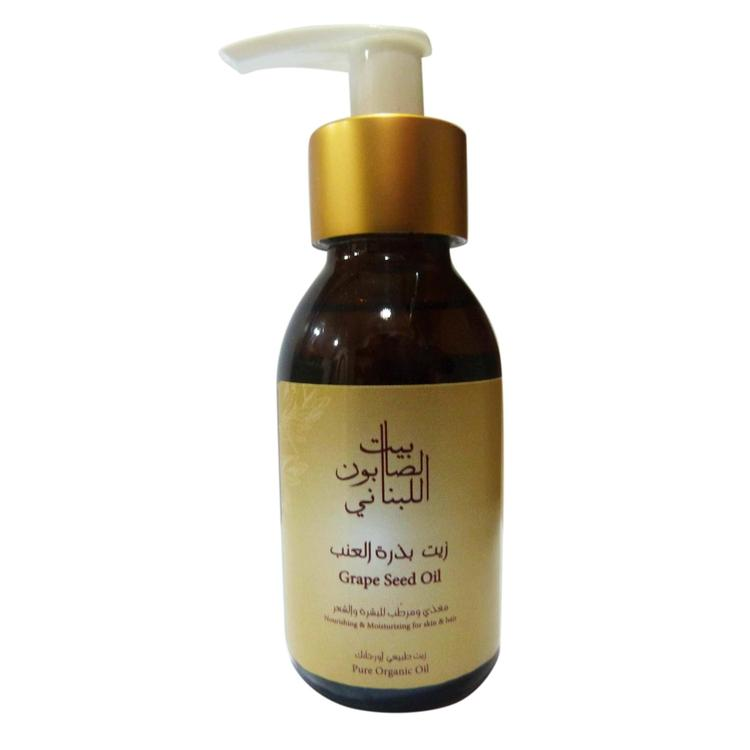 Bayt Al Saboun-Grape Seed Oil 80Ml Online UAE | BEAUTY ON WHEELS