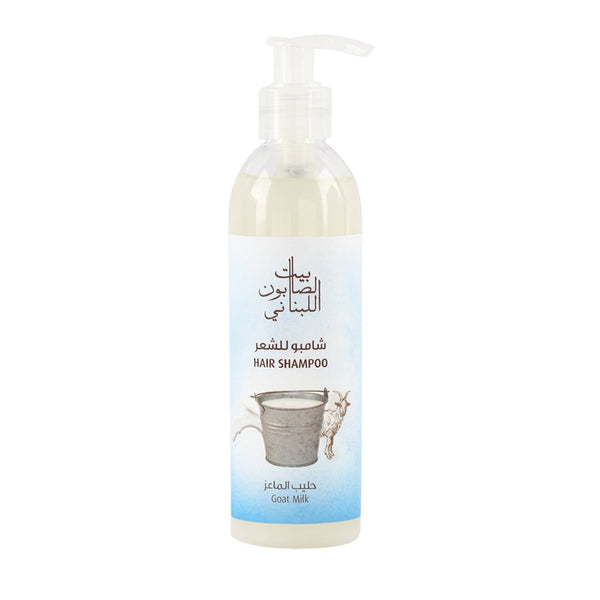 Goat Milk Shampoo 250Ml