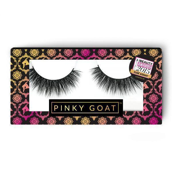 Hamda Natural Lashes-Pinky Goat-UAE-BEAUTY ON WHEELS