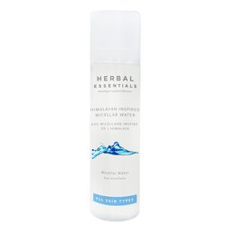 Himalayan Inspired Micellar Water-Face Care-Herbal Essentials-BEAUTY ON WHEELS-UAE-Dubai-Abudhabi-KSA-الامارات