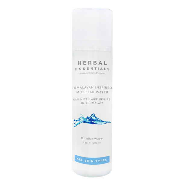 Himalayan Inspired Micellar Water-Herbal Essentials-UAE-BEAUTY ON WHEELS