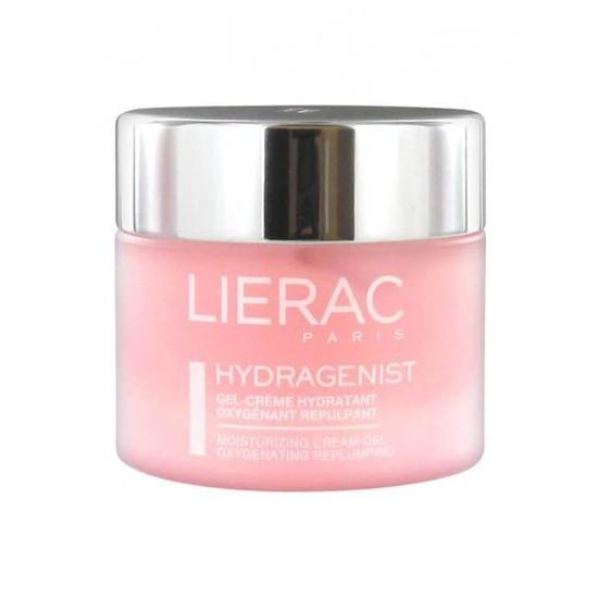 Hydragenist Moisturizing Cream-Gel 50Ml-Face Care-Lierac-BEAUTY ON WHEELS-UAE-Dubai-Abudhabi-KSA-الامارات