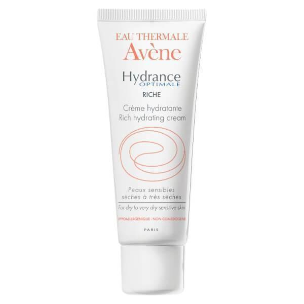Hydrance Optimale Rich Hydrating Cream 40 Ml-Face care-Avene-BEAUTY ON WHEELS-UAE-Dubai-Abudhabi-KSA-الامارات