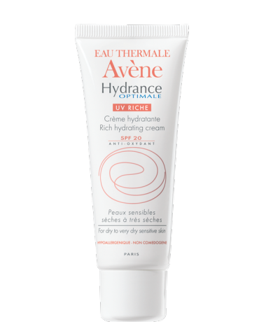 Hydrance Optimale UV Rich Hydrating Cream (40ml)