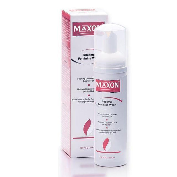 Inteema Feminine Wash 150 Ml-Maxon-UAE-BEAUTY ON WHEELS