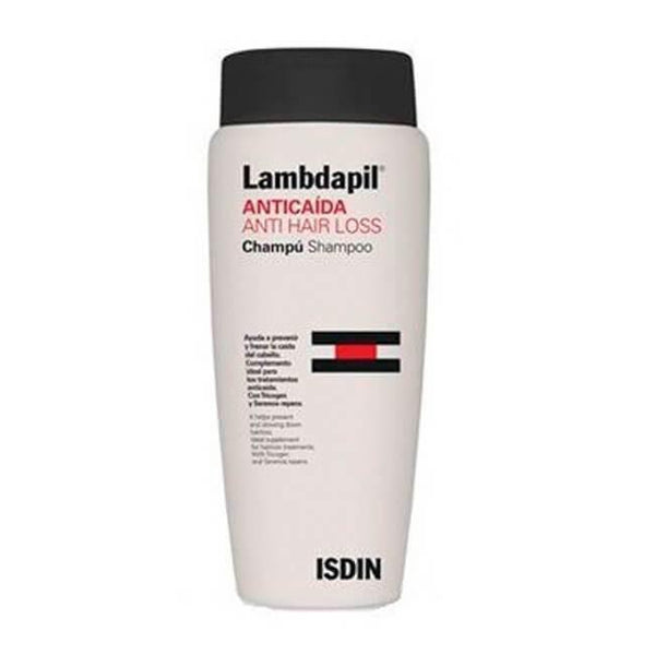 Isdin Lambdapil Hair Improvement Shampoo-ISDIN-UAE-BEAUTY ON WHEELS