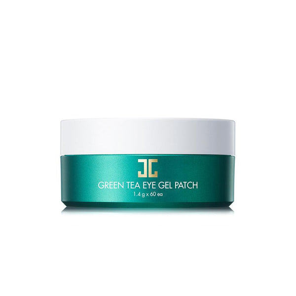 Jayjun-Jayjun Green Tea Eye Gel Patch 60 Pieces-BEAUTY ON WHEELS