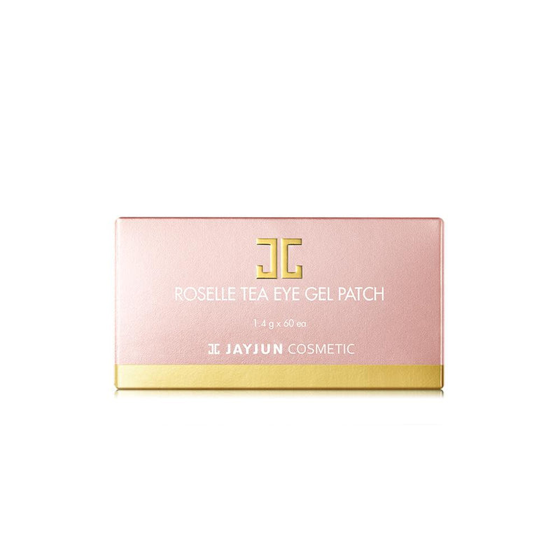 Jayjun-Jayjun Roselle Tea Eye Gel Patch 60 Pieces-BEAUTY ON WHEELS