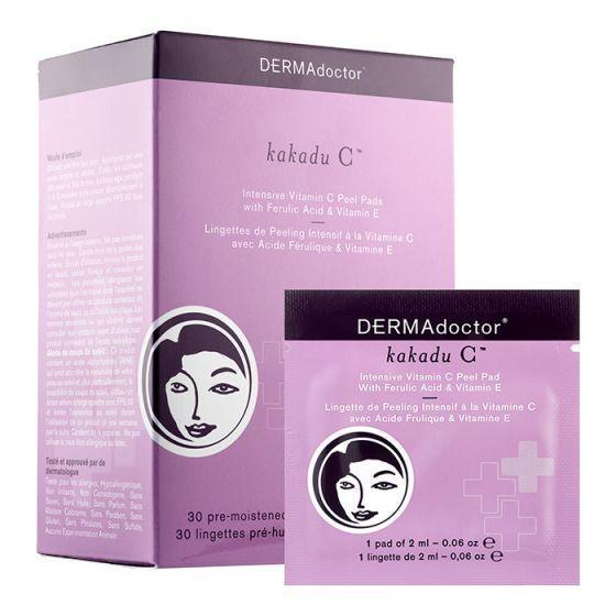 Kakadu C Intensive Vitamin C Peel Pad-DERMAdoctor-UAE-BEAUTY ON WHEELS