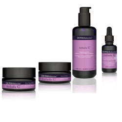Kakadu C Quattro Morning Routine-DERMAdoctor-UAE-BEAUTY ON WHEELS