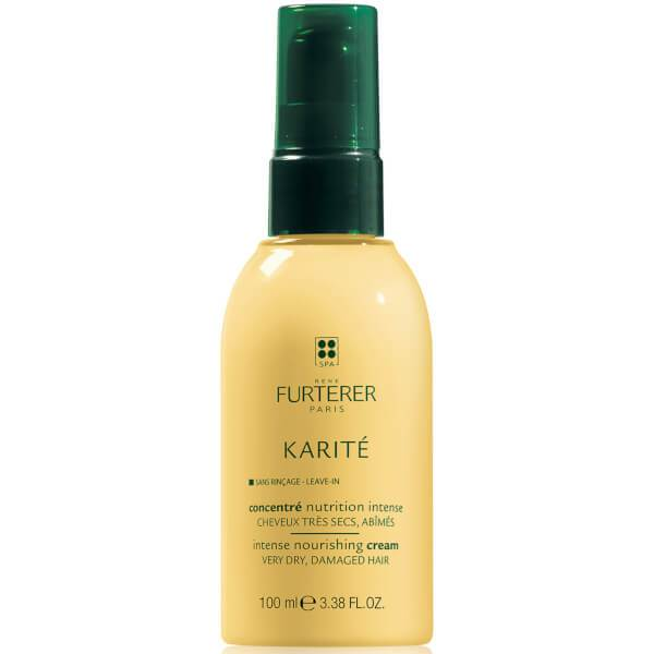 Karite Concentre Leave-In Nourishing Cream 100 Ml-Hair Care-Rene Furterer-BEAUTY ON WHEELS-UAE-Dubai-Abudhabi-KSA-الامارات