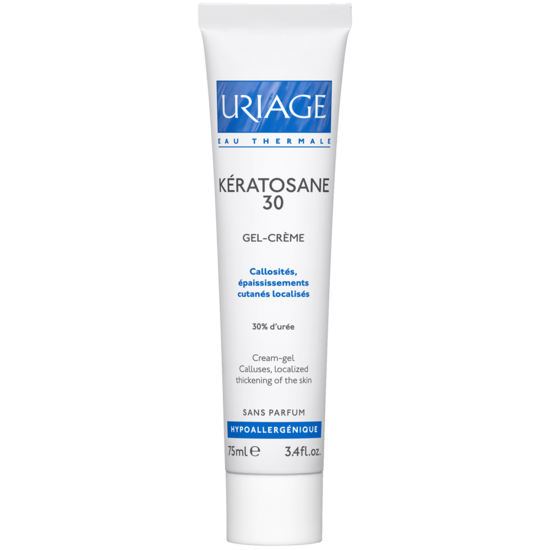 Kératosane 30 Cream 40 Ml-Body Care-Uriage-BEAUTY ON WHEELS-UAE-Dubai-Abudhabi-KSA-الامارات