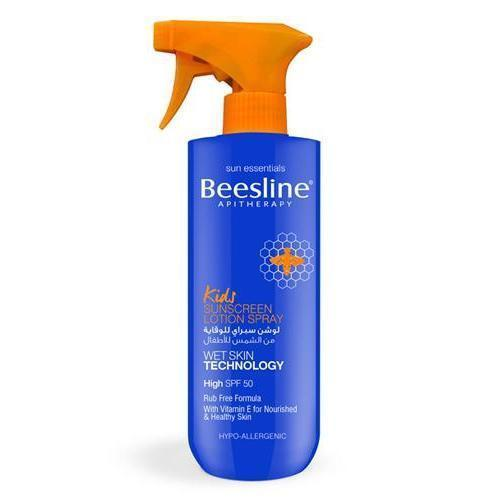 Kids Sunscreen Lotion Spray Spf50 200Ml-Body Care-Beesline-BEAUTY ON WHEELS-UAE-Dubai-Abudhabi-KSA-الامارات