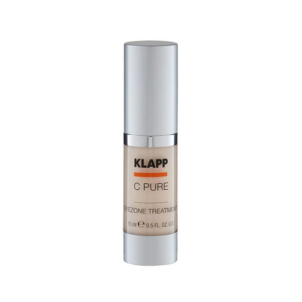C Pure Eyezone Treatment 15 ML-Klapp-UAE-BEAUTY ON WHEELS
