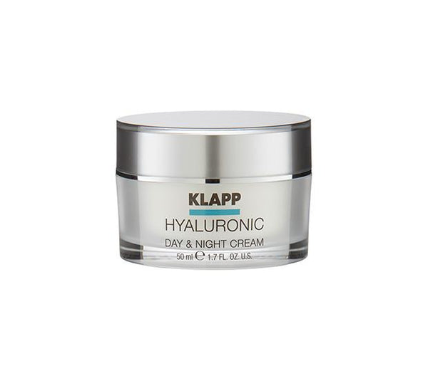 HYALURONIC DAY & NIGHT CREAM-Klapp-UAE-BEAUTY ON WHEELS